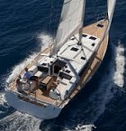 Oceanis 48 for rent