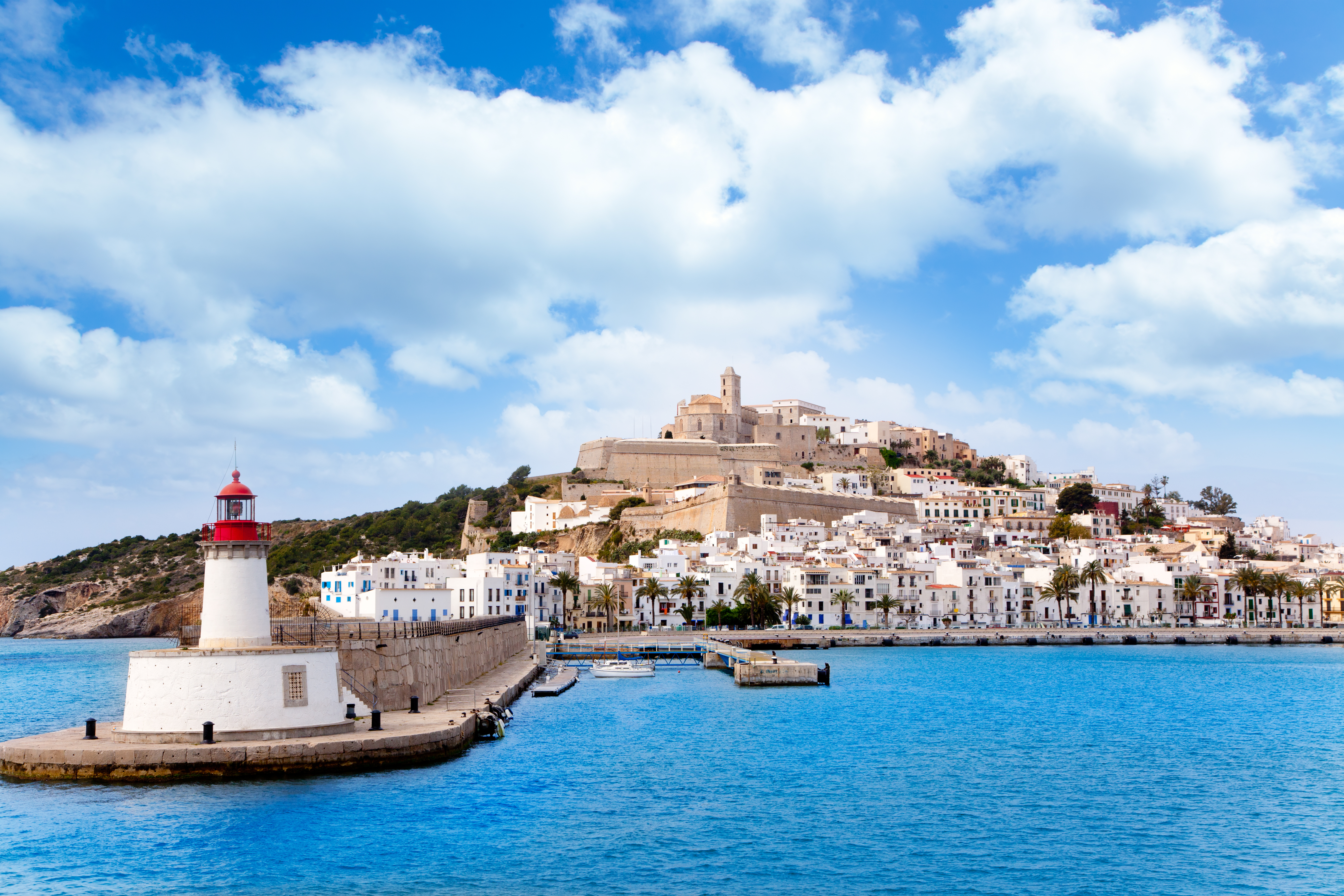 Ibiza - A Yacht Charter Spain sailing destination