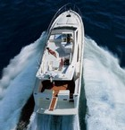 Ferretti 460 for charter